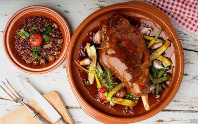 HELEN À LA MAISON : passez à table sans passer par la cuisine!