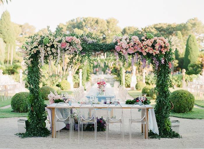 Traiteur mariage Provence Cote d'Azur Monaco