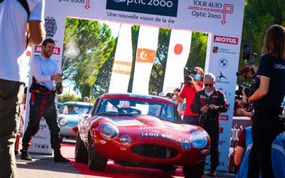 29e édition du Tour Auto Optic au Palais du Pharo à Marseille