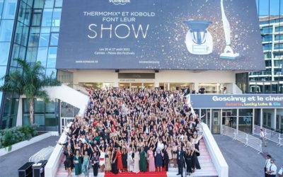Convention Vorwerk à Cannes